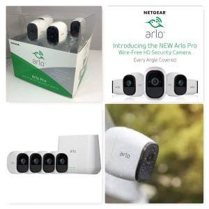 Arlo Pro Camera surveillance