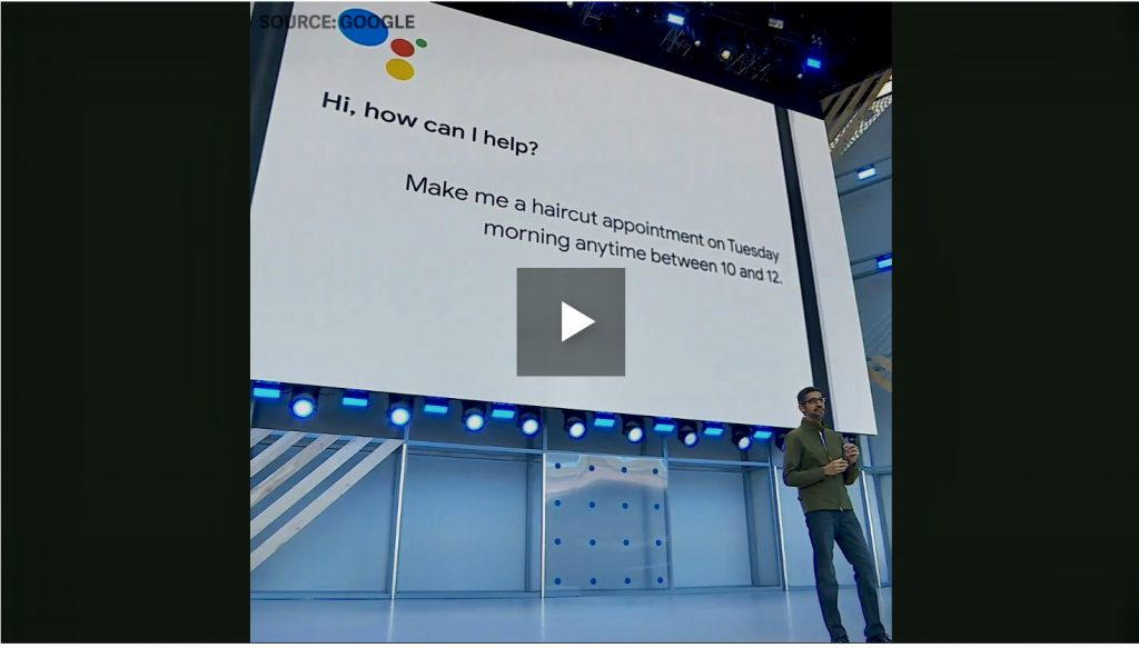 Google Assistant AI